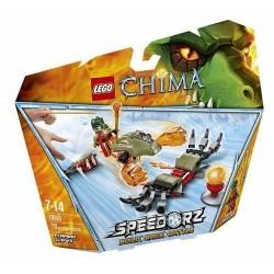 LEGO Legends of Chima 70150 flammende kløer nye i rubrik 70150