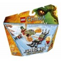 lego legends of chima 70150 flaming claws new in box 70150