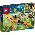 lego legends of chima 70129 lavertus twin blade set new in box