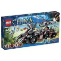 lego legends of chima 70009 worriz combat lair set in box