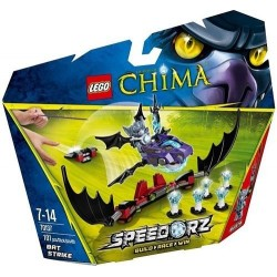lego legends of chima 70137 bat strike new in box