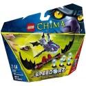 lego legends of chima 70137 bat strike new in box