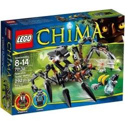 LEGO Legends of Chima 70130 sparratus edderkop stalker sæt nye i kasse