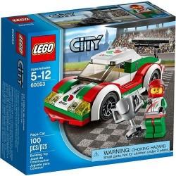 Lego City 60053 veľkí vozidlá pretekárske auto