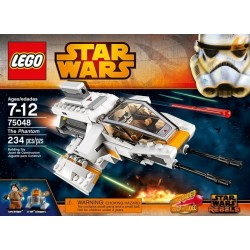 LEGO Star Wars 75048 The Phantom Set New In Box Sealed
