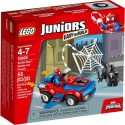 lego juniors 10665 spider-man spider-car pursuit