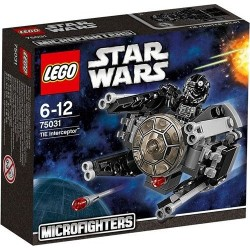 lego star wars 75031 TIE interceptor