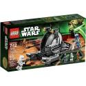 lego star wars 75015 corporate alliance tank droid