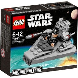 LEGO Star Wars 75033 звезден разрушител