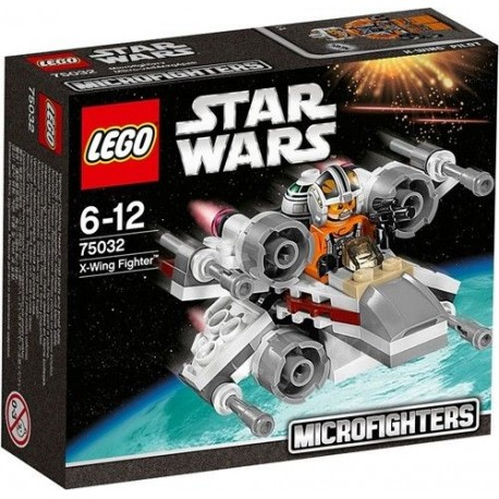 lego star wars 75032 X-wing fighter