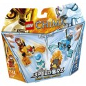 lego legends of chima 70156 fire ice new in box 70156