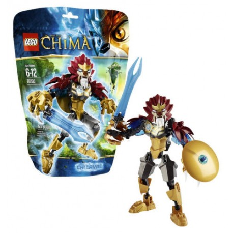 lego hero chima 70200 chi laval set new in box sealed