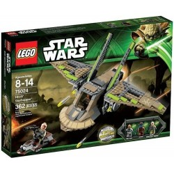 Lego Star Wars Clone Wars 75024 HH-87 starhopper