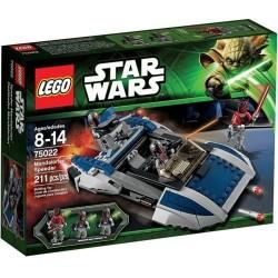 lego star wars 75022 Mandalorialaiset speeder