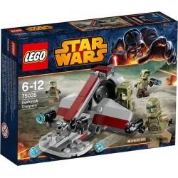 lego star wars 75035 kashyyk sotilasta