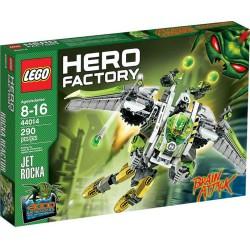 LEGO герой фабрика 44014 струя Рока мозъчна атака