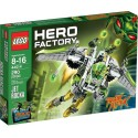 lego hero factory 44014 jet rocka brain attack
