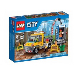 LEGO City 60073 City Demolition Service Truck Set в Box Запечатана