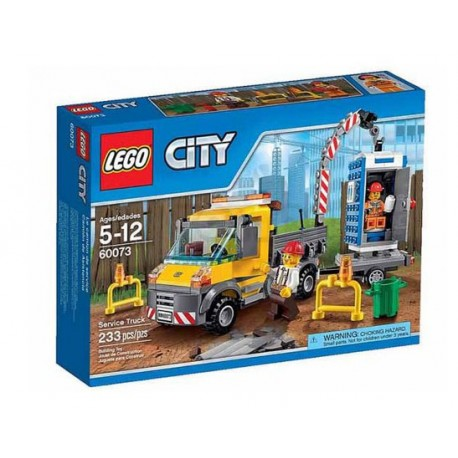 LEGO City 60073 City Demolition Service Truck Set in Box Sealed