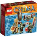 lego legends of chima 70231 crocodile tribe pack new in box 70231