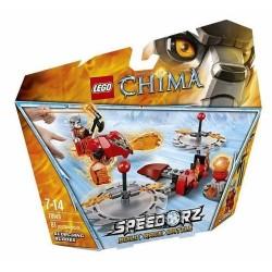 LEGO leģendas Chima 70149 apdeguma asmeņu jaunas in 70149 kastē