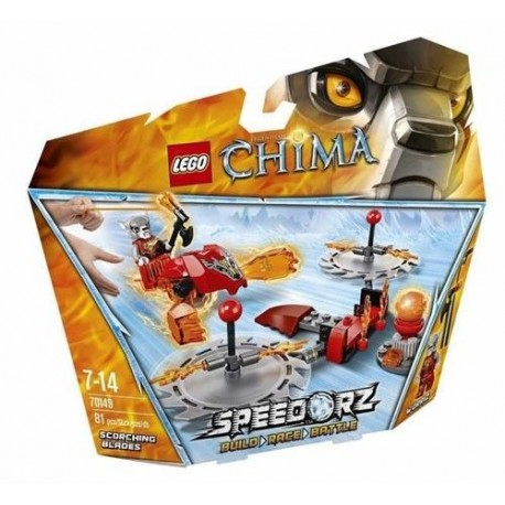 lego legends of chima 70149 scorching blades new in box 70149