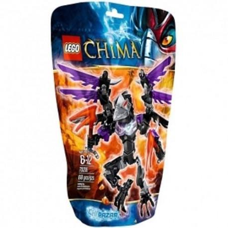 lego legends of chima 70205 chi razar new in box