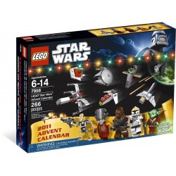lego star wars 7958 advent calendar
