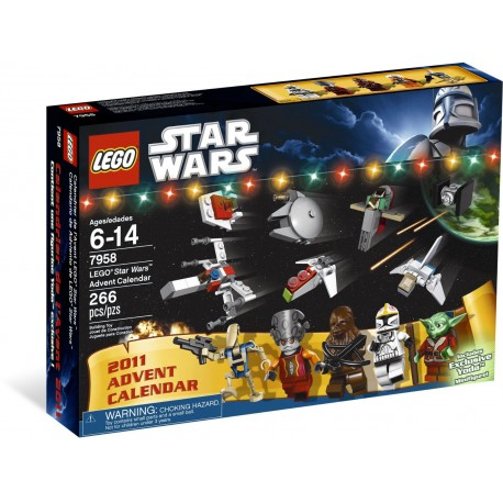 lego star wars adventi naptár 7958 Lego Star Wars 7958 adventi naptár | hellotoys.net lego star wars adventi naptár 7958