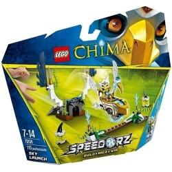 Lego Legends of Chima 70139 himmel lanserar ny i rutan