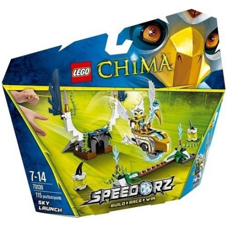 lego legends of chima 70139 sky launch new in box