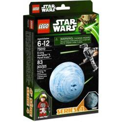 LEGO Star Wars 75010 B-krilo Starfighter & Endor planet