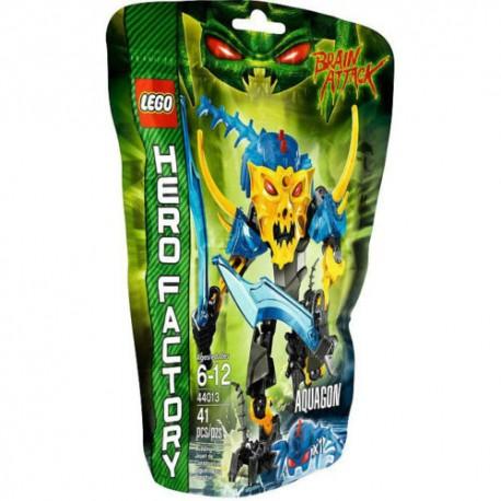 lego hero factory 44013 aquagon brain attack