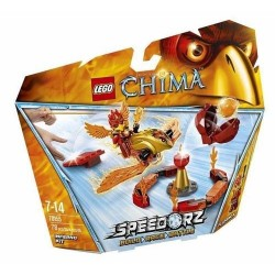 lego legends of chima 70155 inferno pit new in box 70155