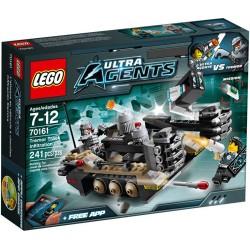 LEGO Ultra Agenti 70.161 Tremor Prati Infiltracija postaviti nove u kutiji Sealed