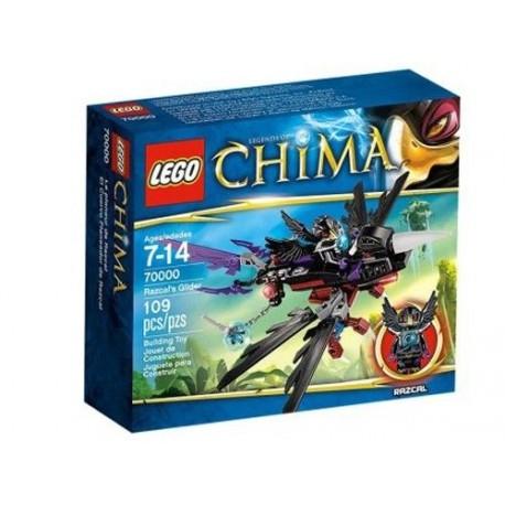 lego legends of chima 70000 razcal glider lego new in box