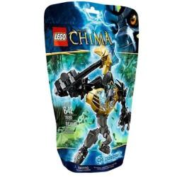 Лего легенди на Chima 70202 Chima чи gorzan поставят нови в кутия