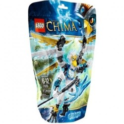 lego legends of chima 70201 chi eris new in box