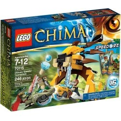 lego legends of chima 70115 sky ultimate speedor tournament new in box