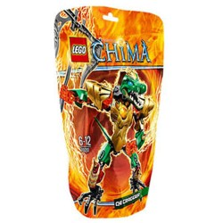 lego legendák Chima 70207 chi cragger új rovatban 70207