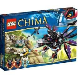 лего легенди Чима 70012 razars чи рейдера встановити нові в коробці