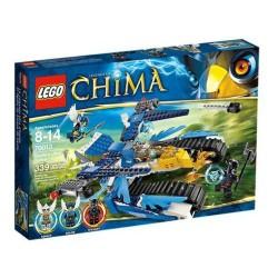 Lego Chima 70013 equilas ultra útočník nastaviť nový v kolónke