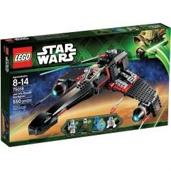 стелс истребитель Lego Star Wars 75018 JEK-14