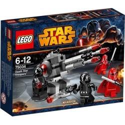LEGO Star Wars 75034 Hviezda smrti troopers