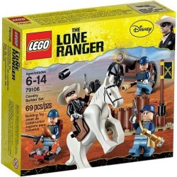 lego lone ranger disney 79106 cavalry builder