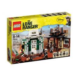 lego Lone Ranger disney 79108 Postkutsche Flucht