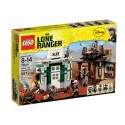 lego lone ranger disney 79109 colby city showdown
