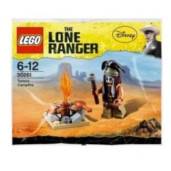 LEGO лагерен огън Lone Ranger Disney 30261 Тонто на