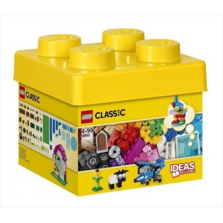 lego classic yellow creative brick box 10692