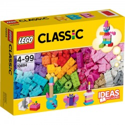 lego classic creative supplement bright colours 10694